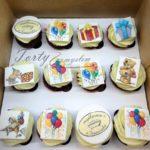muffinki urodzinowe dla Mydlarni