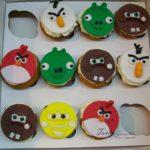 muffinki angry birds i złomek