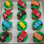 muffinki z autkami