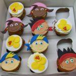 muffinki Jack i Piraci z Nibylandii