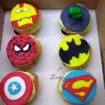 muffinki superbohaterowie