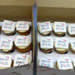 muffinki z wydrukiem logo firmy