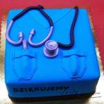 tort dla lekarza