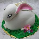 tort króliczek