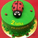 tort z biedronką dl Przemka