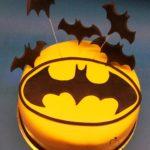 tort z logo Batmana