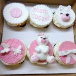 muffinki z misiam na roczek