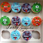 muffinki Potwory i spółka