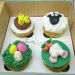 muffinki Wielkanocne