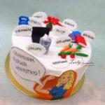 tort dla kobiety pracującej