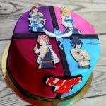 tort z postaciami fairly tail.l